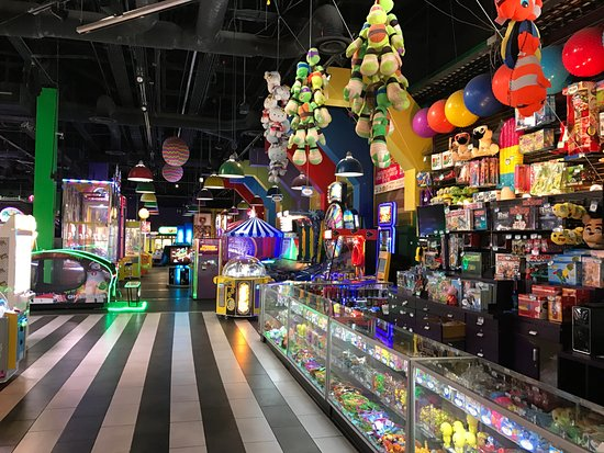 birthday parties are best at gameroom johnny rockets at sawgrass mall picture of gameroom. Black Bedroom Furniture Sets. Home Design Ideas