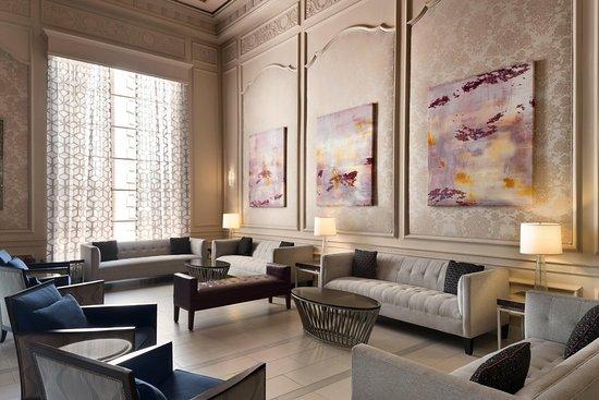 Hilton St. Louis Frontenac - Lobby