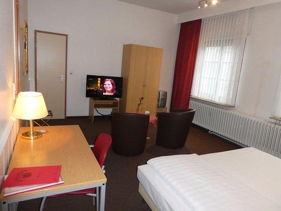 Hotel Columbus: Beispiel Doppelzimmer Als Einzelzimmer Kat.D