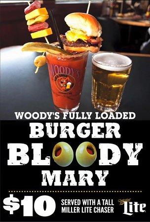 Bayport, MN: Fully Loaded Bloody Mary