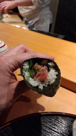 Photo of Japanese Restaurant Sushi Tetsu at 12 Jerusalem Passage, London EC1V 4JP, United Kingdom