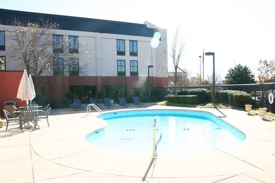 Hampton Inn Tuscaloosa-University: Pool