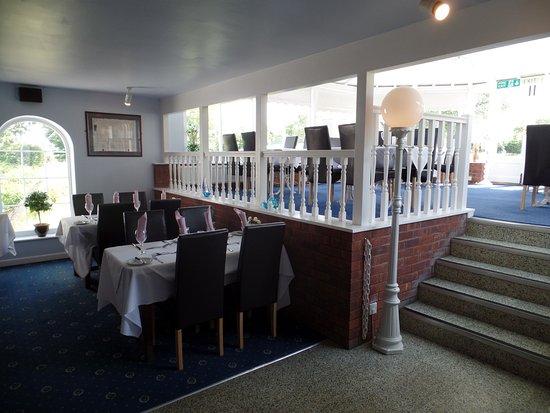 Keenthorne, UK: restaurant