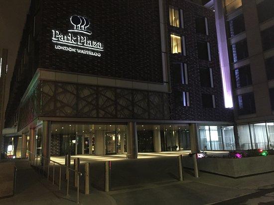 Hotels Waterloo Road London