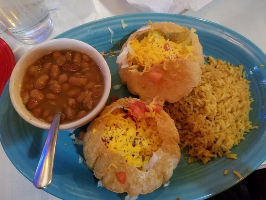 Senor Jaime's Mexican Restaurant & Cantina: Puffy Tacos