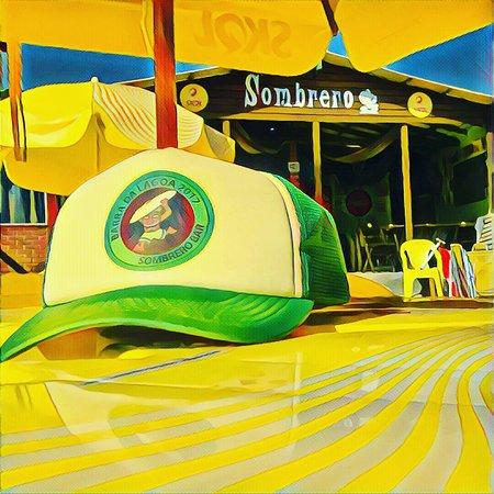 Sombrero bar e restaurante: O melhor da barra da lagoa.