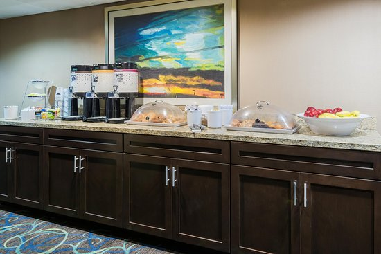 Hampton Inn White Plains / Tarrytown: Meeting Facility