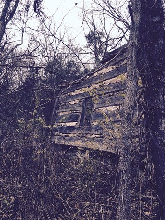 Alexandria, KY: Old Cabin on Heart Walk