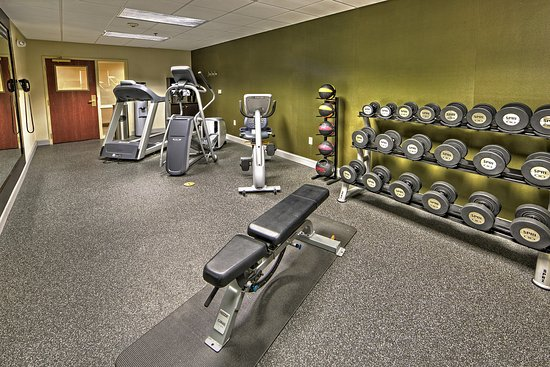 Manning, SC: Fitness Center