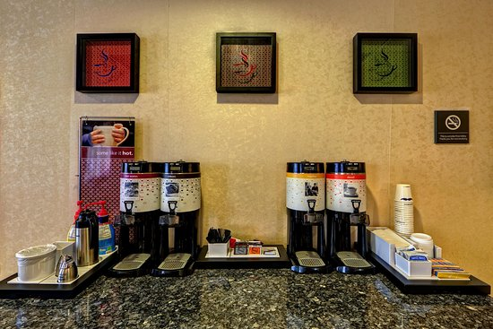 Manning, SC: Coffee Station