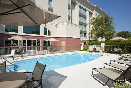 Hampton Inn And Suites Charlotte Pineville Updated 2018 Prices Hotel Reviews Nc Tripadvisor