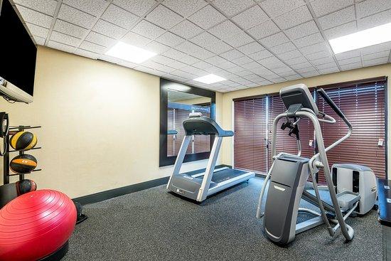 Mineral Wells, Западная Вирджиния: Fitness Center