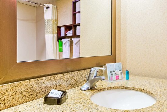 Mineral Wells, Западная Вирджиния: Standard Bathroom