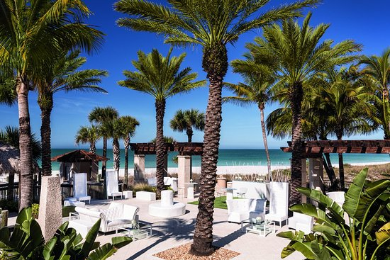 The Ritz Carlton Sarasota Low Tides Terrace