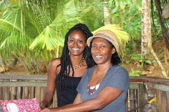 Приход Сент-Эндрю, Доминика: Batibou Beach
