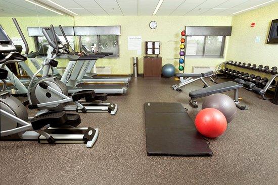 Holiday Inn Newark Airport: Fitness Center