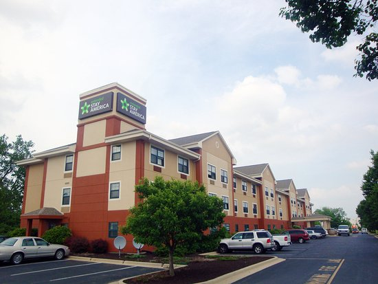 Extended Stay America - Indianapolis - Airport: Extended Stay America