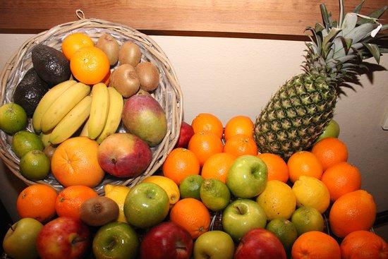 Verum el asador de m laga omd men om restauranger - Carro de frutas ...