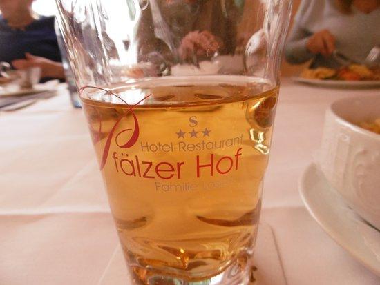Roemerberg, Tyskland: Alles was der Durst verlangt !