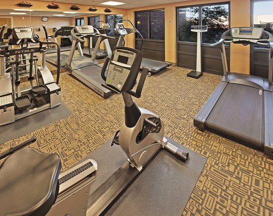 Pine Bluff, AR: Fitness Center