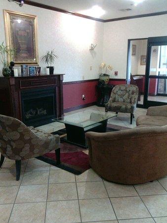 Brookville, OH: Hotel Lobby