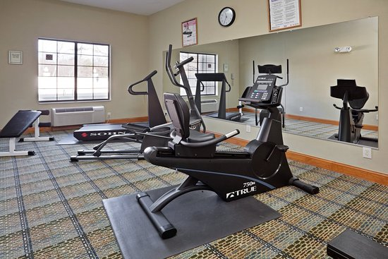 Albemarle, NC: Fitness Center