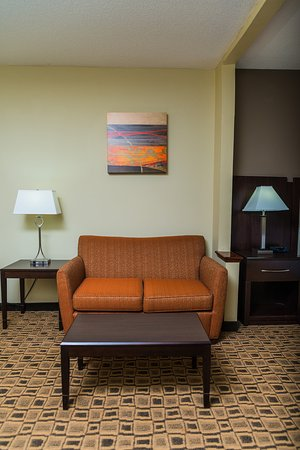Albemarle, NC: King Executive Room