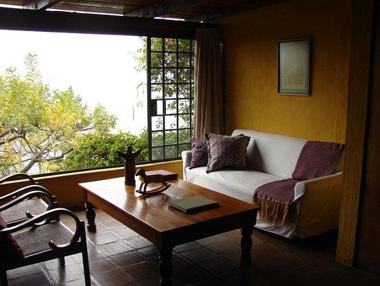 Santa Catarina Palopo, Guatemala: petit salon privé