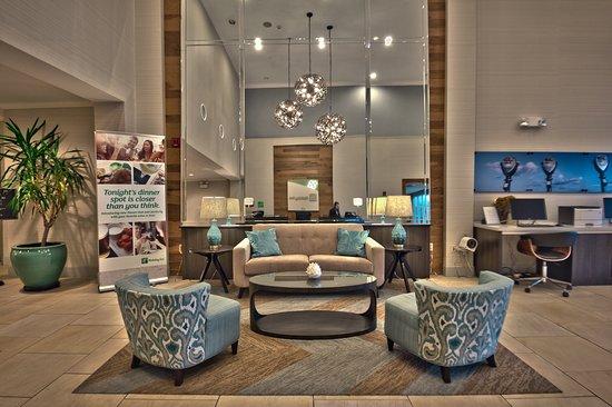 Manahawkin, NJ: Hotel Lobby