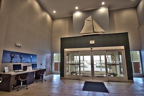 Manahawkin, Nueva Jersey: Business Center