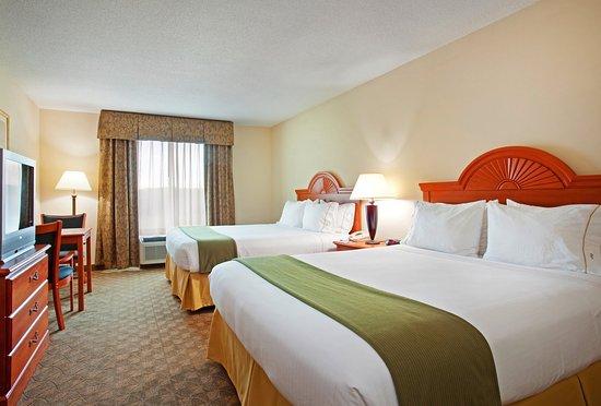 เลอนัวร์ซิตี, เทนเนสซี: Queen Bed Guest Room