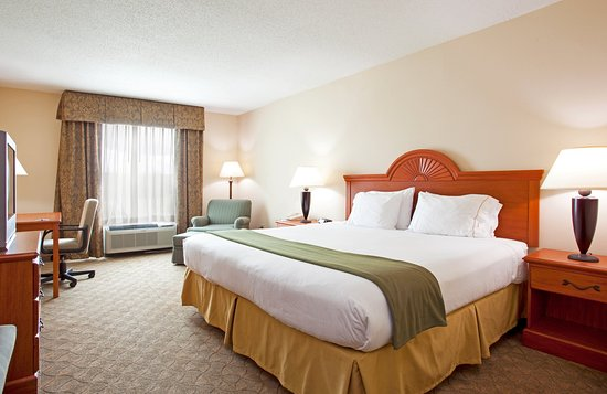 Lenoir City, TN: King Bed Guest Room