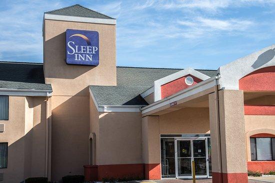Sleep Inn - Lansing North / Dewitt: Exterior