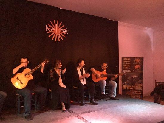Kelipe Centro de Arte Flamenco: The troupe