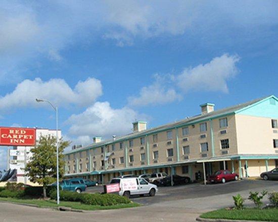 Red Carpet Inn Houston: RTXHTExterior
