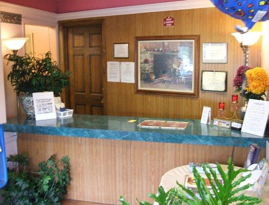 Coxsackie, NY: RNYCOFront Desk