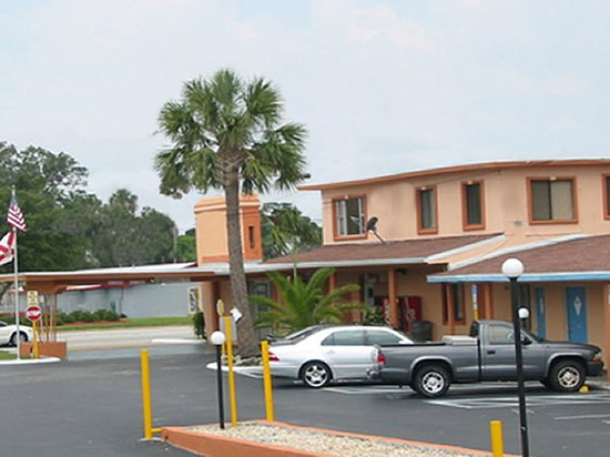Red Carpet Inn Daytona Beach: RFLDTExterior
