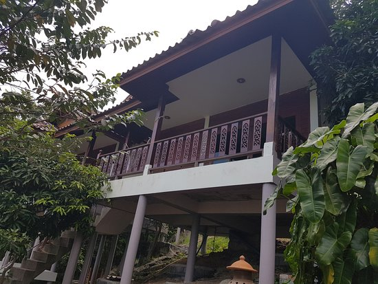 Haad Yao Over Bay Resort : Unser Bungalow