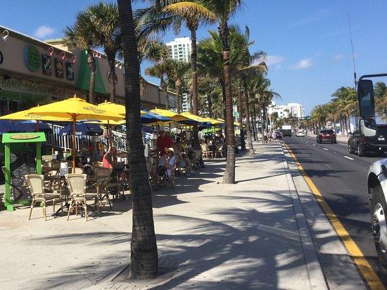 Fort Lauderdale Beach Park: ....
