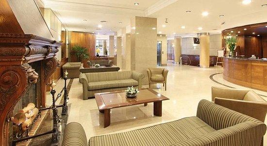 Lafayette Hotel: Lobby
