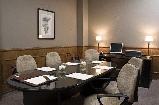 Lafayette Hotel: Meeting Room
