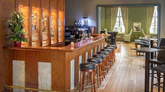 Crowne Plaza Brugge: Lounge Bar