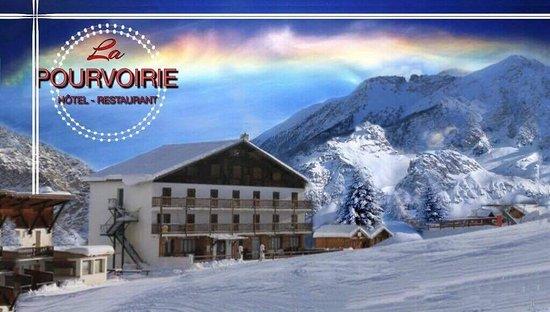 Hotel Restaurant La Pourvoirie