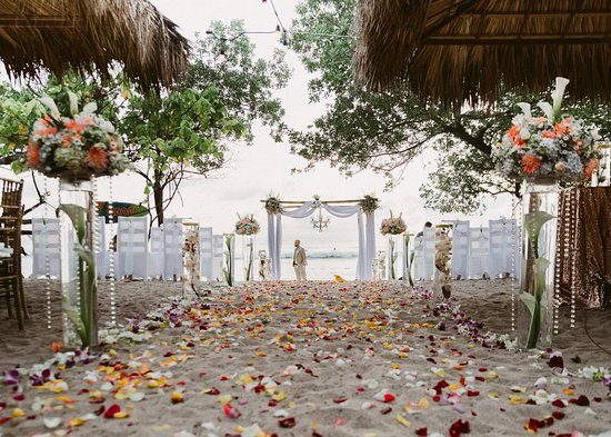 Banana Beach Bungalows Weddings In Santa Teresa Costa Rica