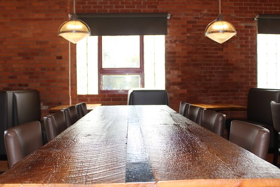 Tables Big And Small Picture Of The Session Room Ann Arbor