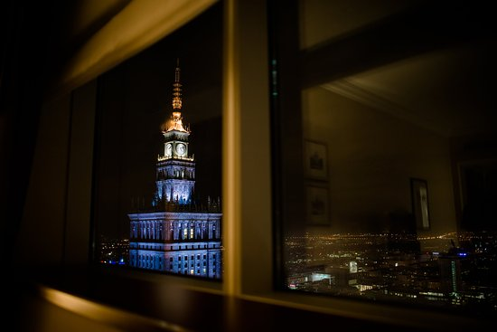 InterContinental Hotel Warsaw: View from Property