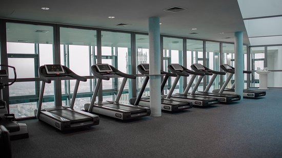 InterContinental Hotel Warsaw: Fitness Center