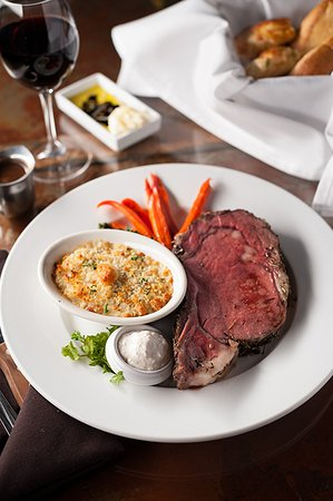 The Timbers Restaurant: $14.99 Prime Rib Dinner