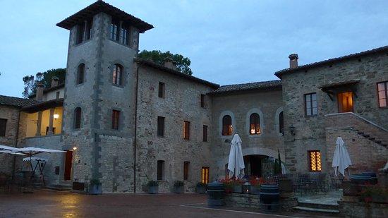 Castel Monastero Photo