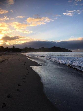 El Transito, Nicaragua: el playa / the beach